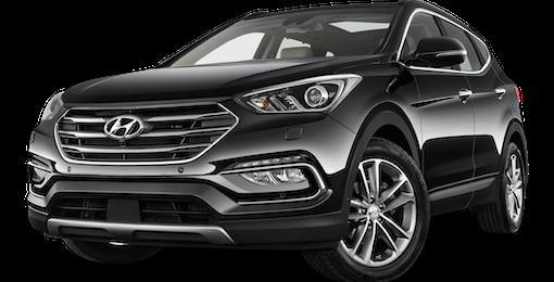 2. Hyundai Santa Fe mit 15 % durchschn. Ersparnis zur UVP sichern