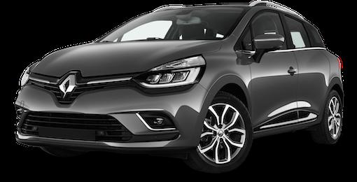 3. Renault Clio Grandtour mit  % durchschn. Ersparnis zur UVP sichern