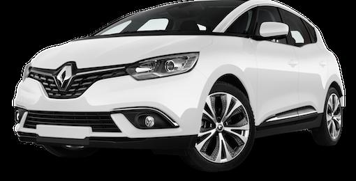 4. Renault Scénic mit 22 % durchschn. Ersparnis zur UVP sichern