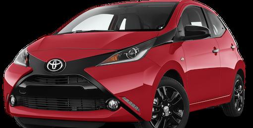4. Toyota Aygo mit 10 % durchschn. Ersparnis zur UVP sichern