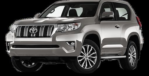 4. Toyota Land Cruiser mit 17 % durchschn. Ersparnis zur UVP sichern